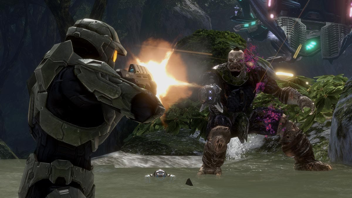 Gespielt wird auf dem PC, via Xbox Game Pass, Windows Store und Steam.