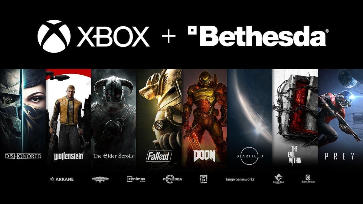 Microsoft kauft ZeniMax Media für 7,5 Milliarden US-Dollar.