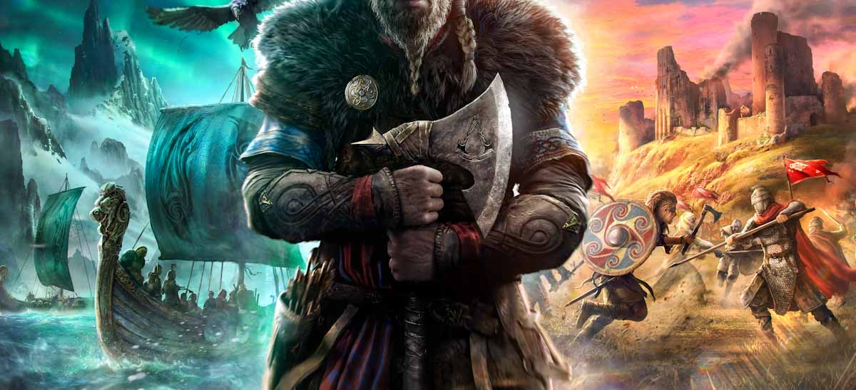 Assassin's Creed Valhalla bringt uns nach England.