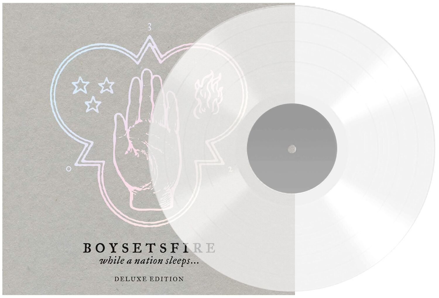 Boysetsfire - Cover