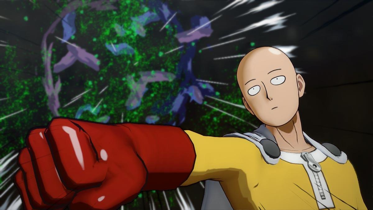 One Punch Man: A Hero Nobody Knows erscheint am 28. Februar 2020.