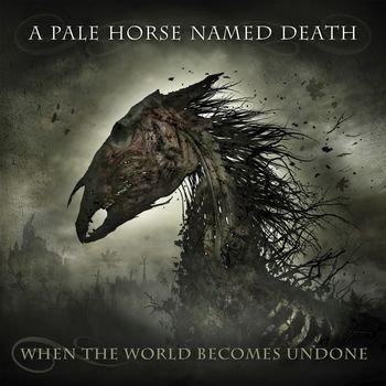 A Pale Horse Named Death - Cover