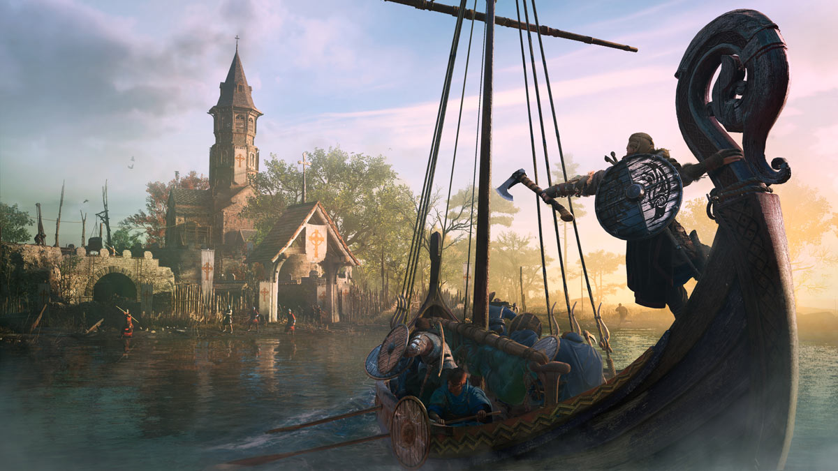 Assassin's Creed Valhalla erscheint am 17. November 2020.