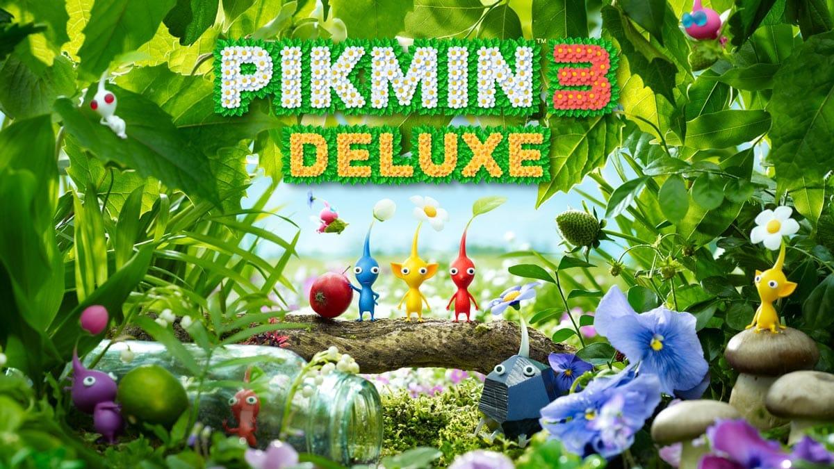 Pikmin 3 Deluxe erscheint am 30. Oktober für die Nintendo Switch.