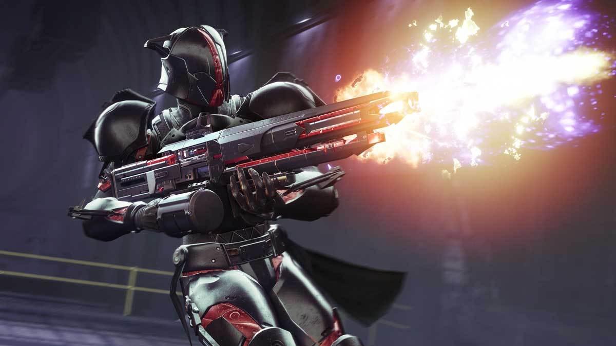 Action? Kein Problem: Bungie dreht mit Destiny 2 richtig auf!