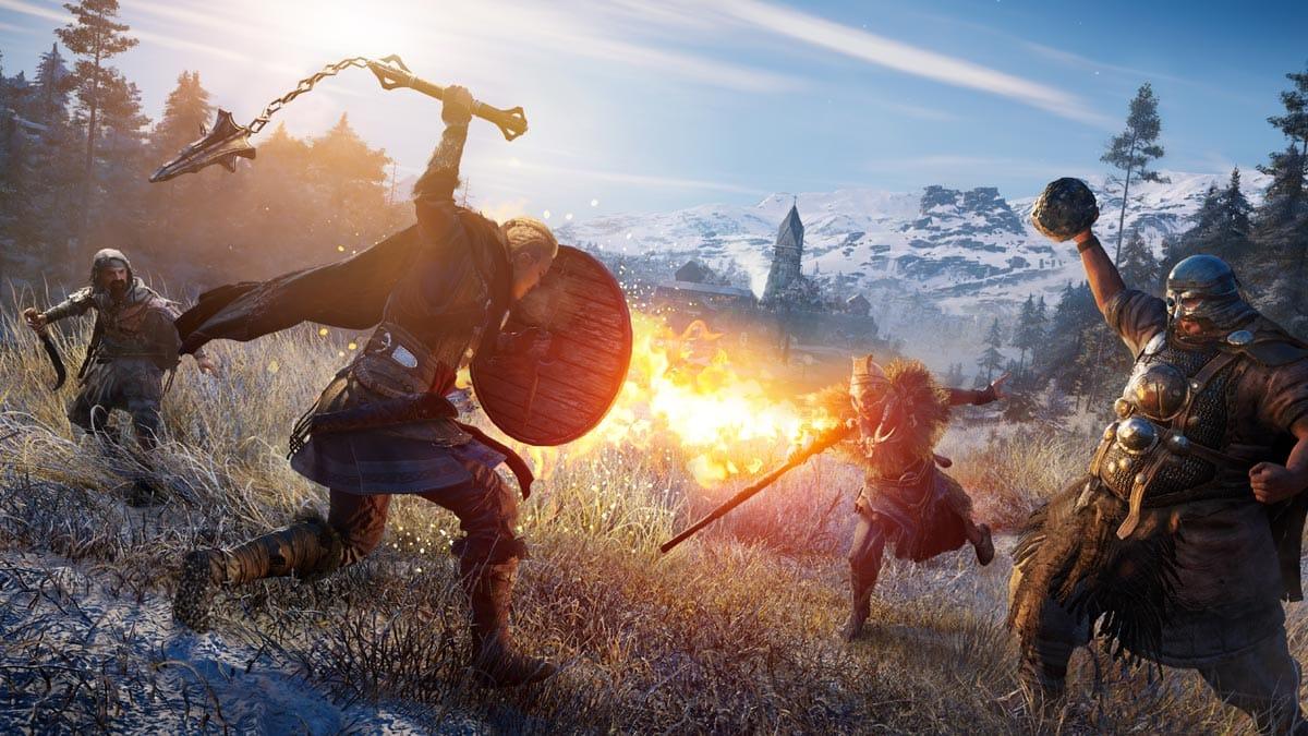 Der neue Titelsong zu Assassin's Creed Valhalla ist erschienen.