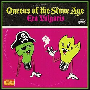 Queens Of The Stone Age - Cover