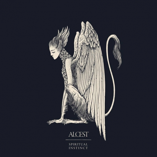 Alcest - Cover