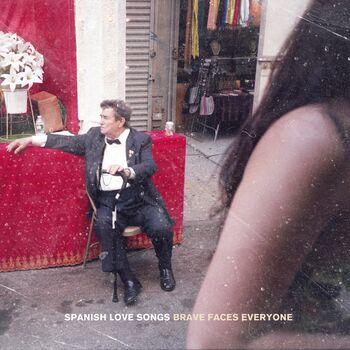 Spanish Love Songs - Cover