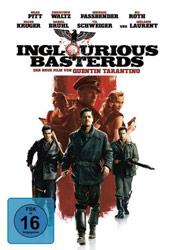 Inglourious Basterds - Cover