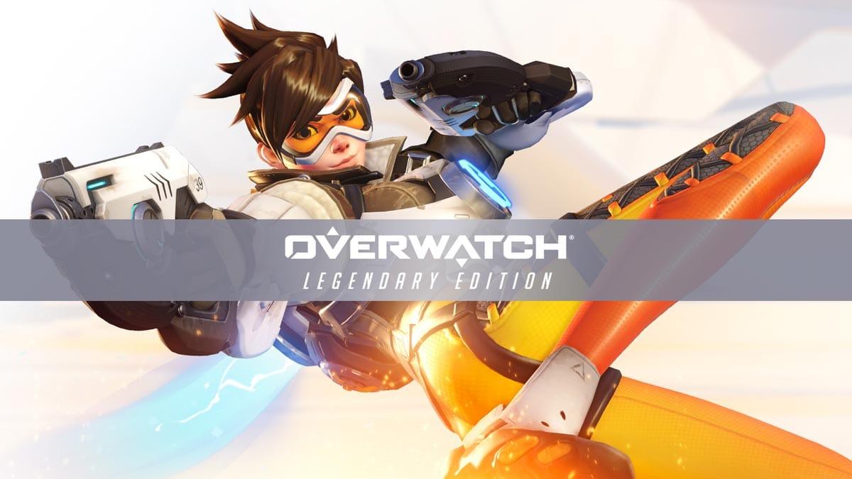 Die Overwatch Legendary Edition erscheint am 15. Oktober.