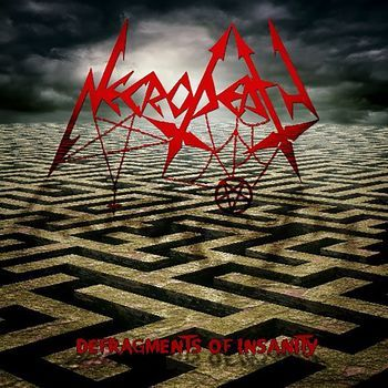 Necrodeath - Cover