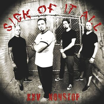 Sick Of It All - Cover
