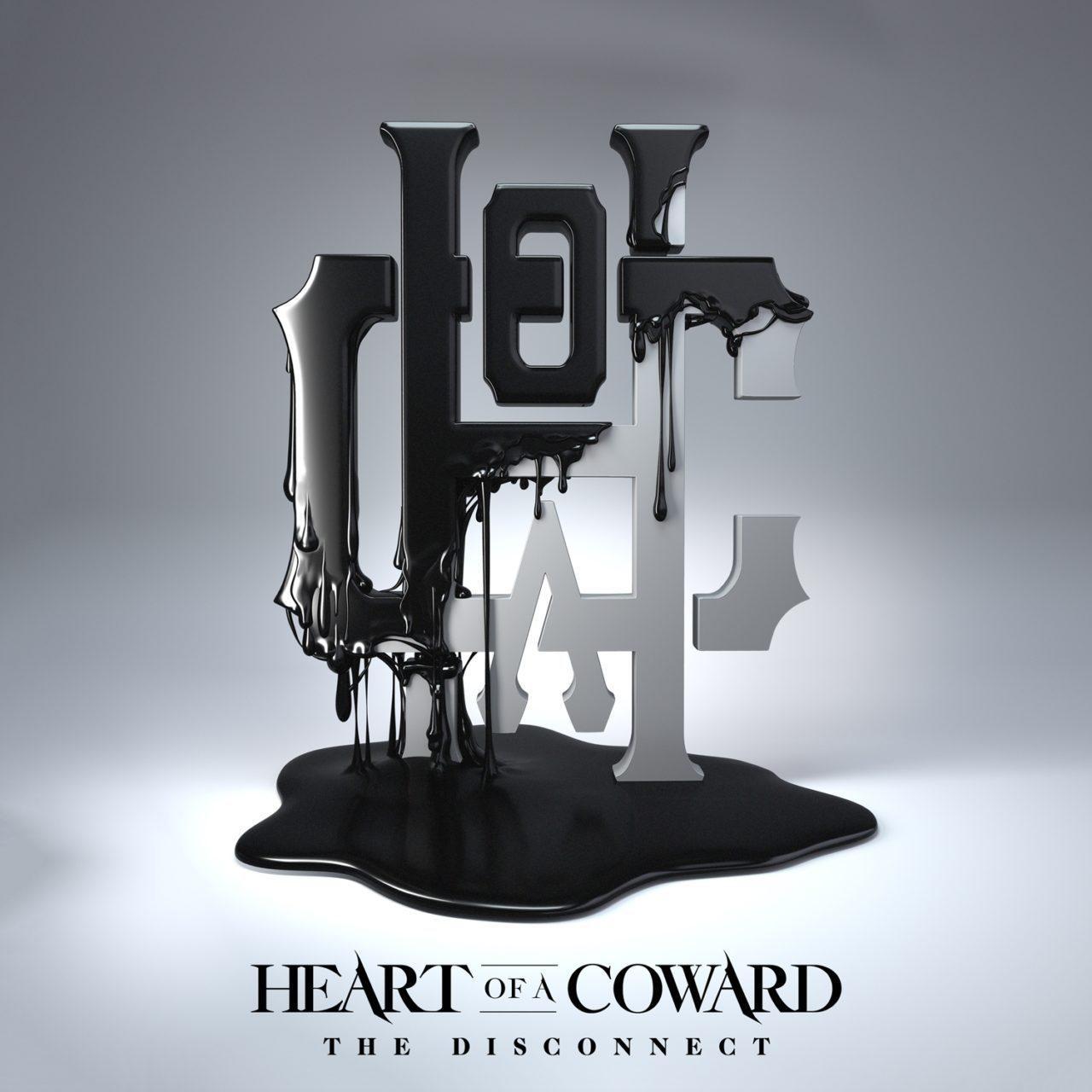 Heart Of A Coward -Artwork