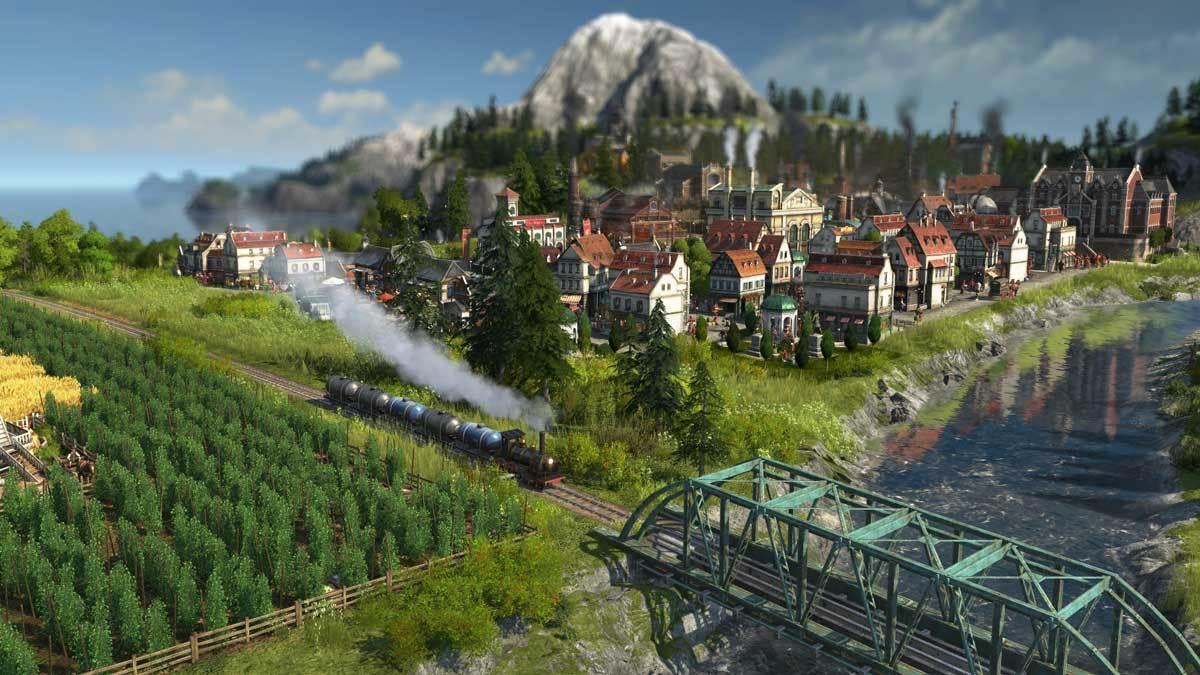 Auch Eisenbahnen werden im Endgame wichtig.