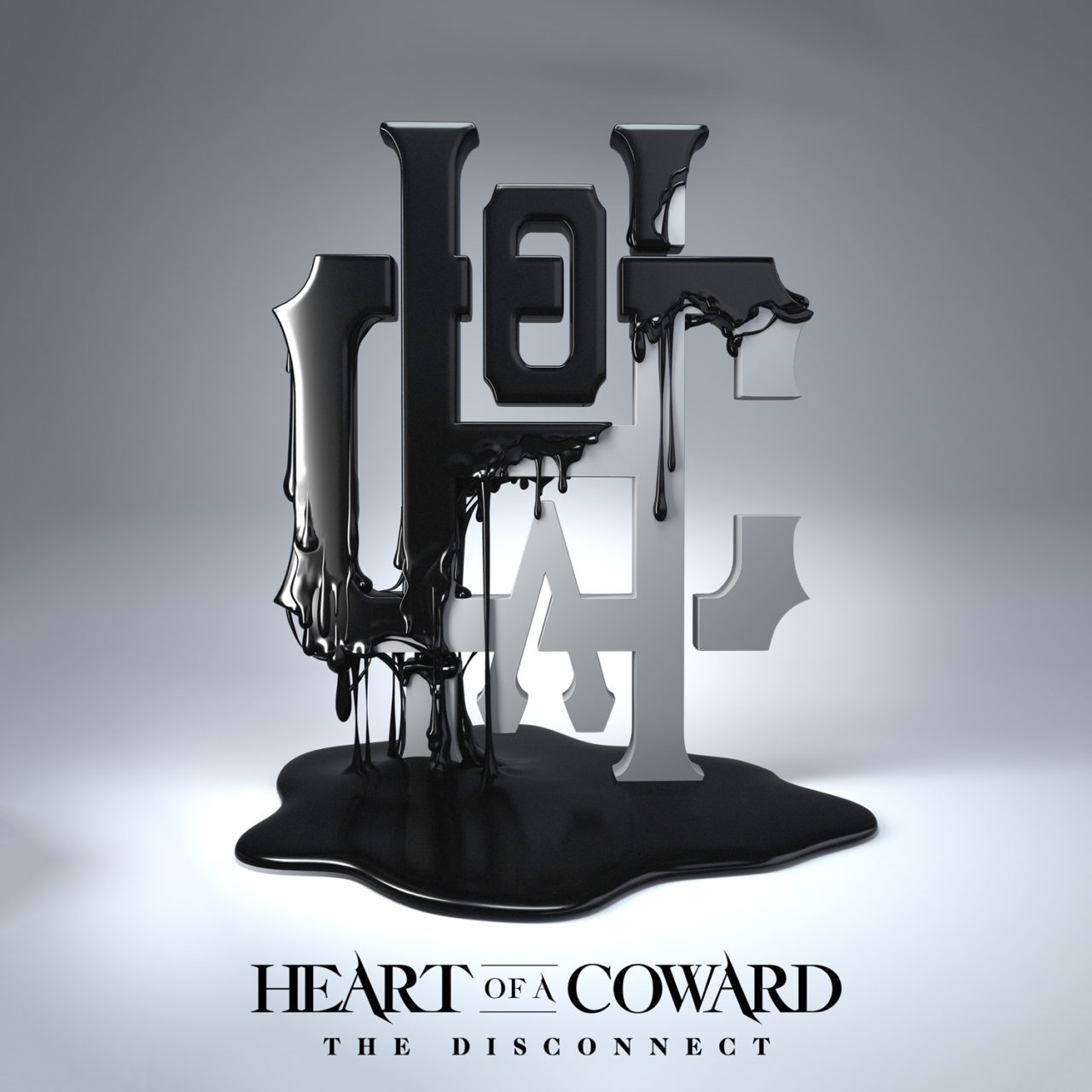 Heart Of A Coward -Artwork
