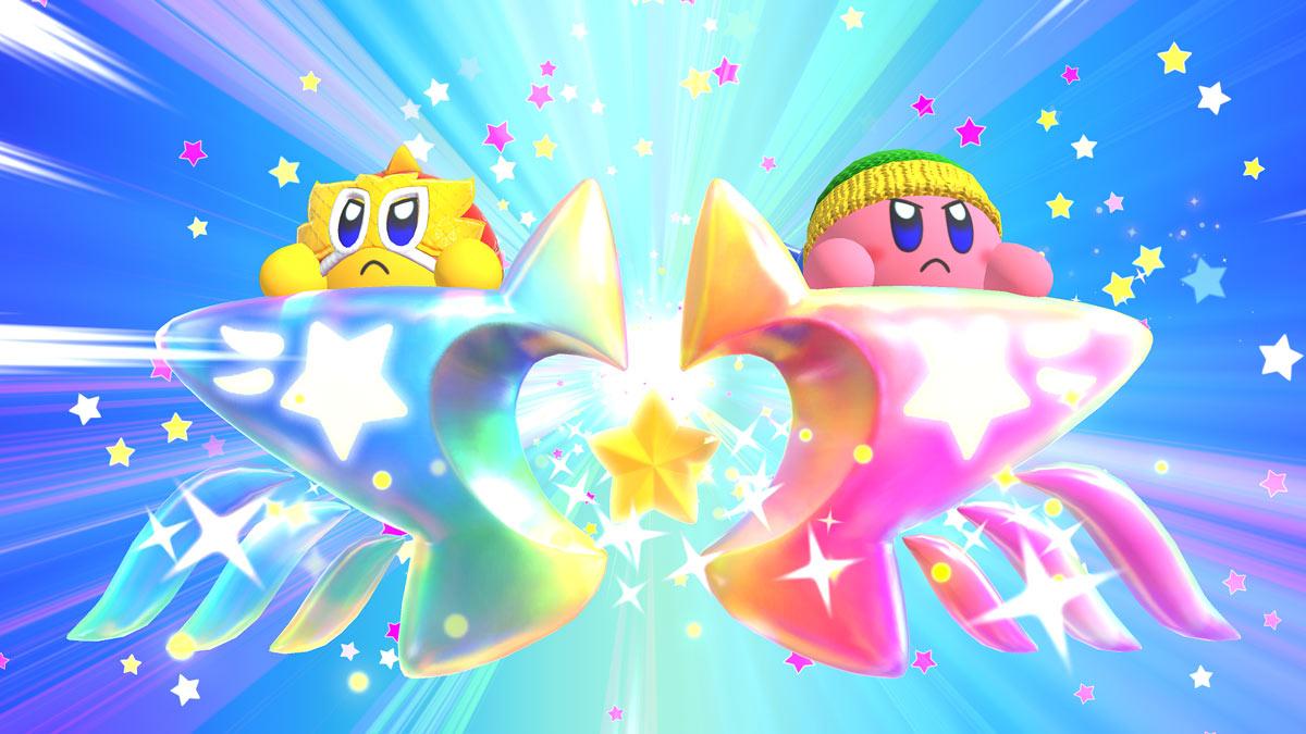 Kirby Fighters 2 verspricht bunten, knuddeligen Prügelspaß.