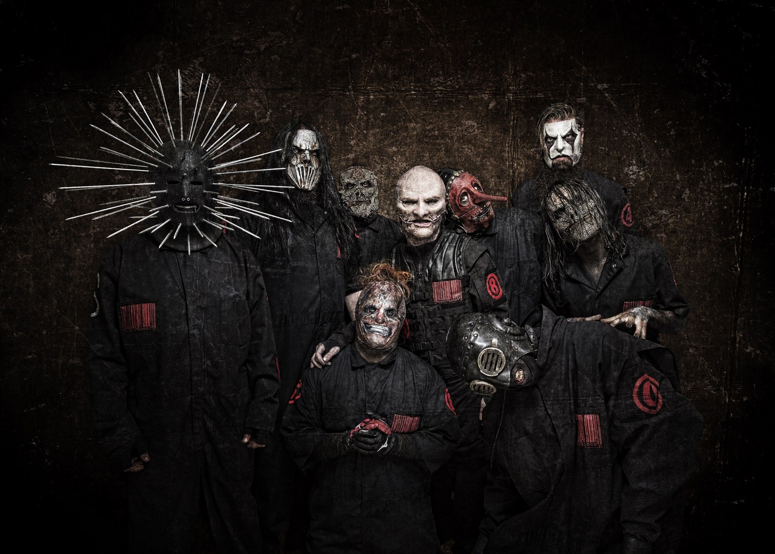 Slipknot - Band01