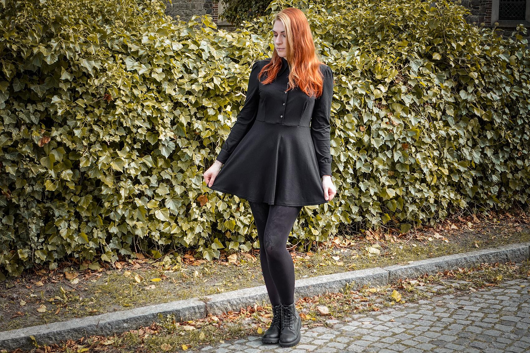 Pentacle Dress von Banned Alternative