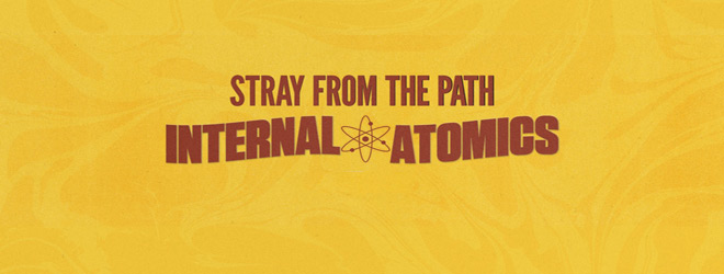 Stray From The Path - Banner