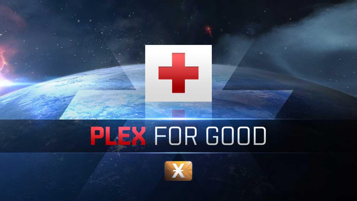 PLEX for GOOD generiert durch die Nutzun der Ingame-Währung Spenden.
