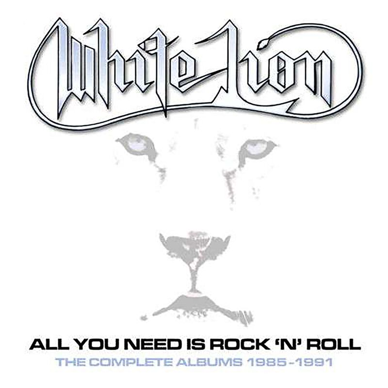 White Lion - Cover