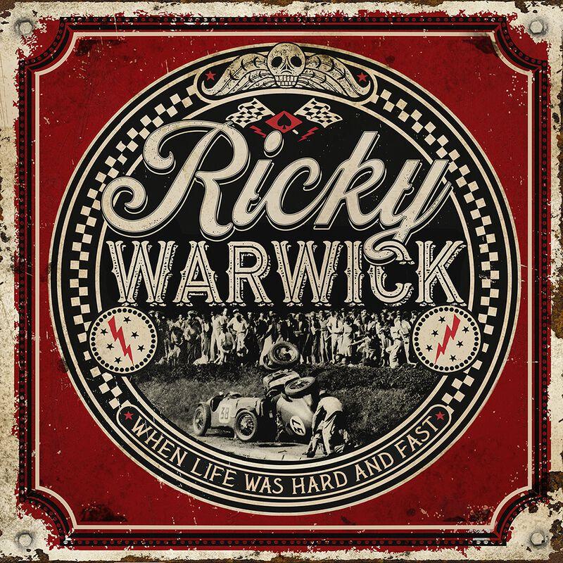 Ricky Warwick - Cover