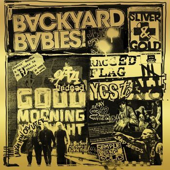 Backyard Babies - Cover