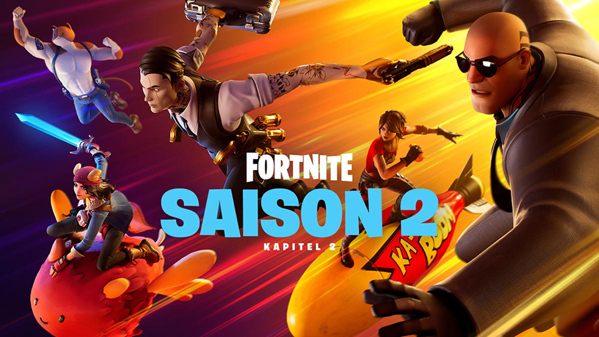 Fortnite Kapitel 2 - Season 2 wird bis zum 30. April 2020 laufen.