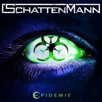 Schattenmann - Cover