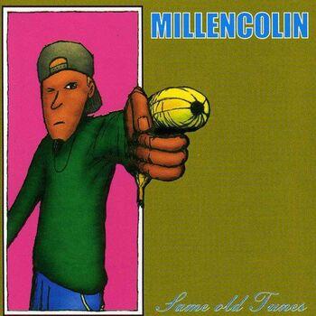 Millencolin - Cover