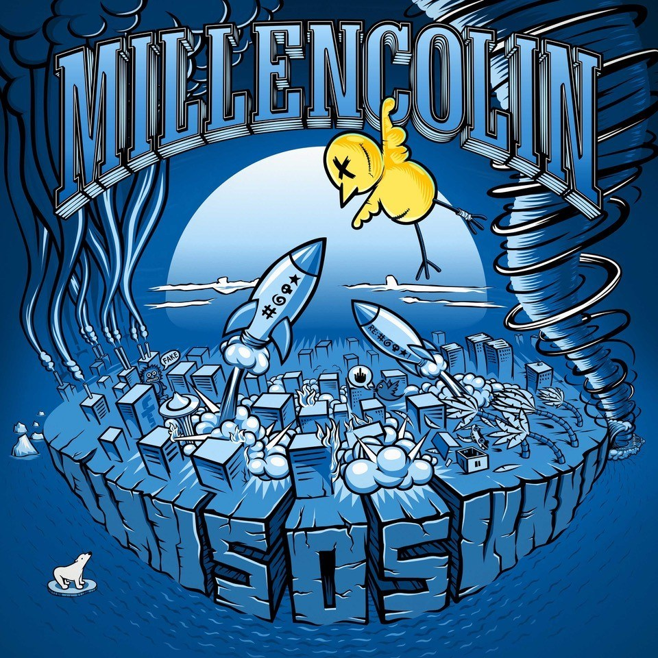 Millencollin - Cover
