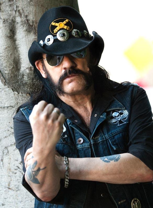 Lemmy Killmister - Motörhead