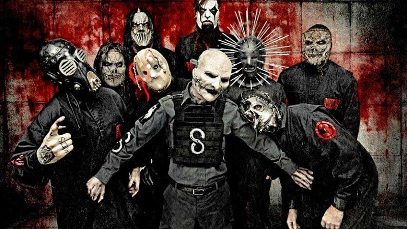 Slipknot - Band02