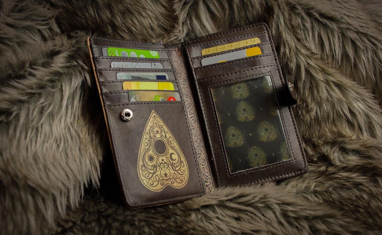 Spirit Board Geldbörse von Nemesis Now