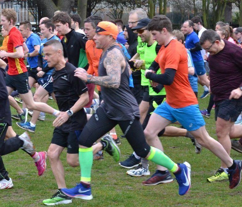Keith Flint - Running