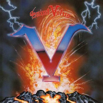 Saint Vitus - Cover