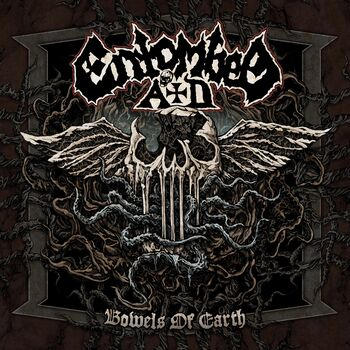 Entombed AD - Cover