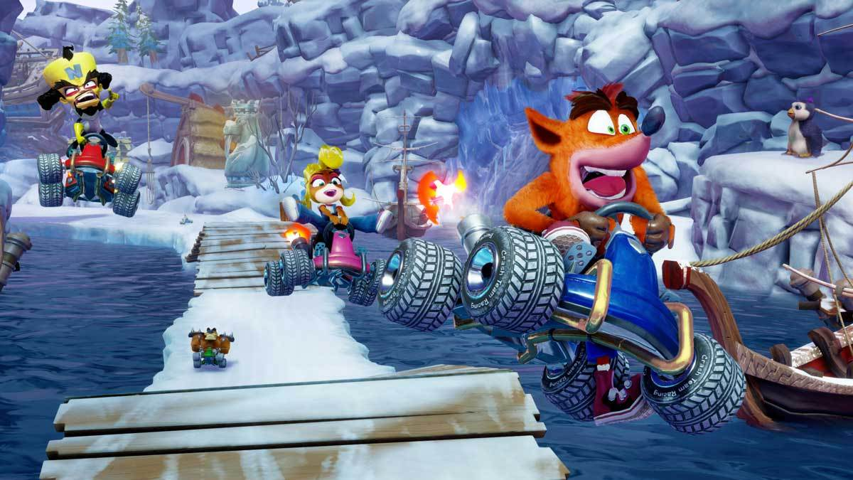 Crash Team Racing Nitro-Fueled geht am 21. Juni 2019 an den Start.
