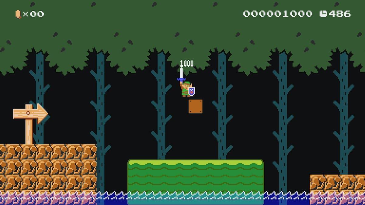 Kostenloses Update für Super Mario Maker 2: Link aus Zelda ist dabei!
