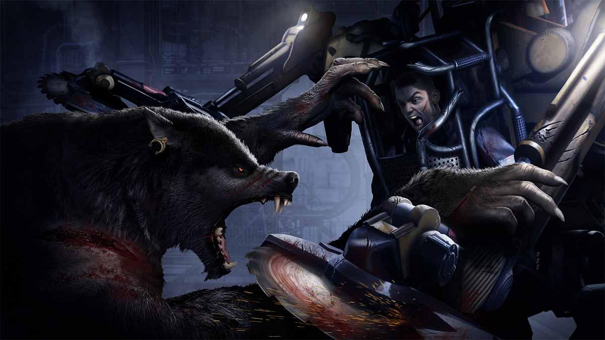 Werewolf: The Apocalpyse - Earthblood erscheint am 4. Februar.