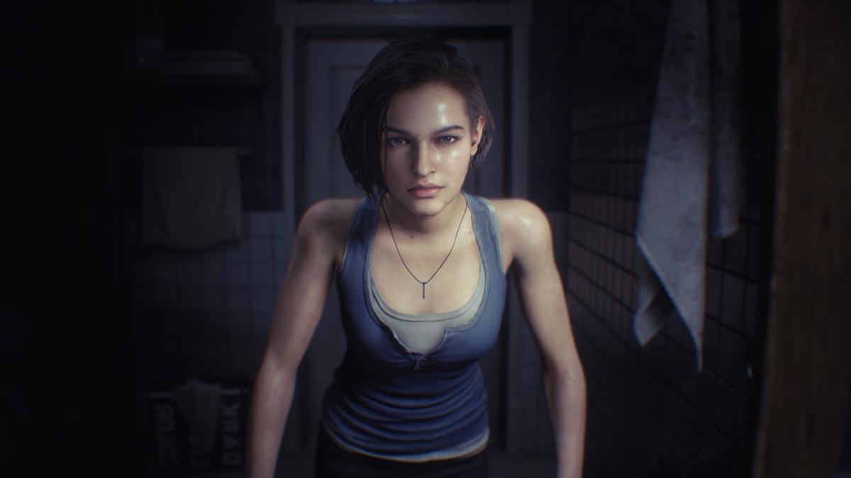 Jill Valentine muss im Resident Evil 3-Remake ums Überleben kämpfen.