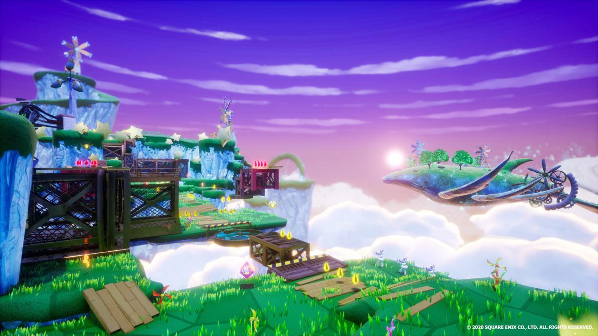 Balan Wonderworld erscheint im Frühjahr 2021.