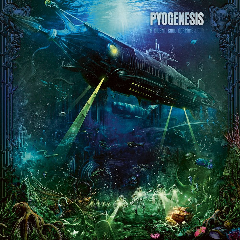 Pyogenesis - Cover