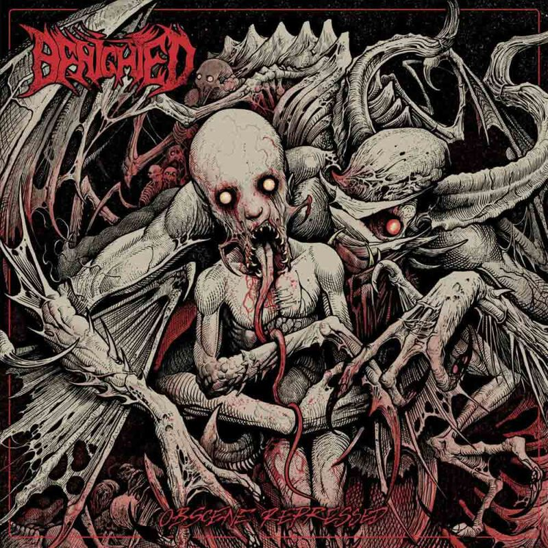 Benighted - Cover