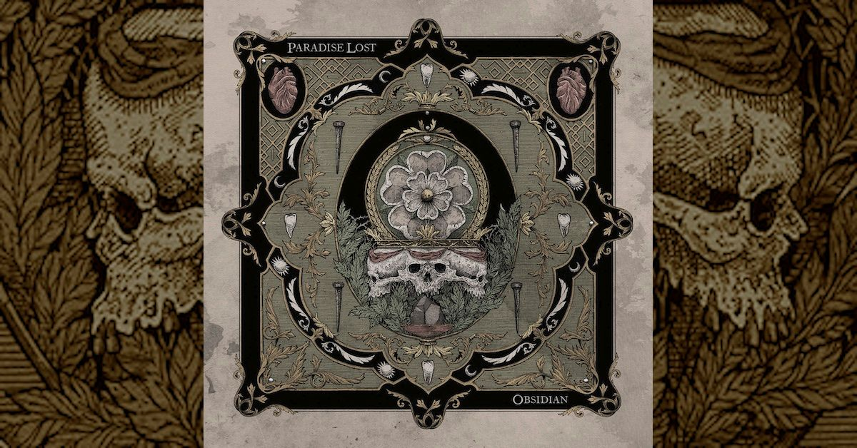 Paradise Lost - Banner