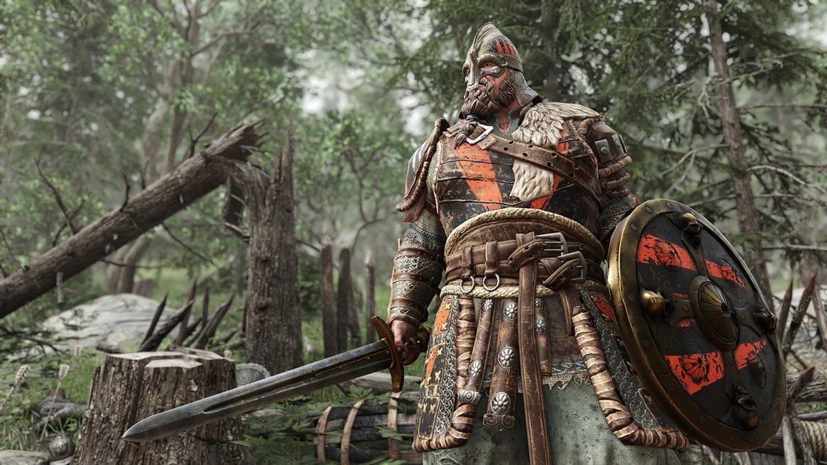 Wikinger und Assassinen in einem Spiel? Klingt gut - hier allerdings ein Bild aus For Honor.