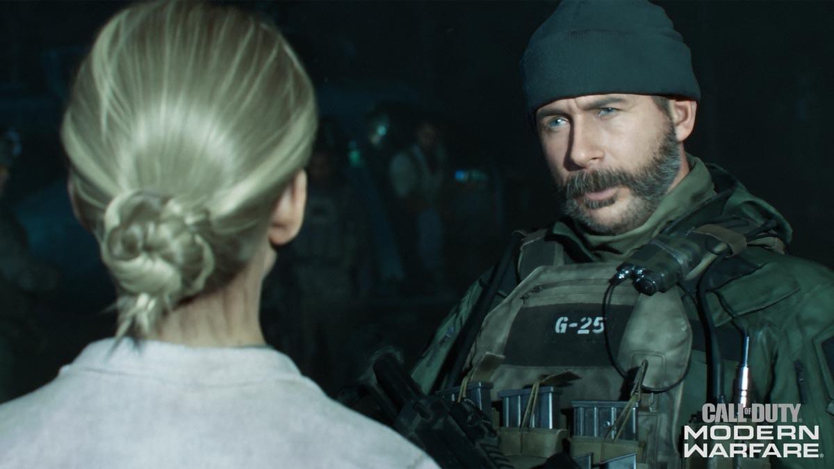 Call of Duty: Modern Warfare erscheint am 25. Oktober.