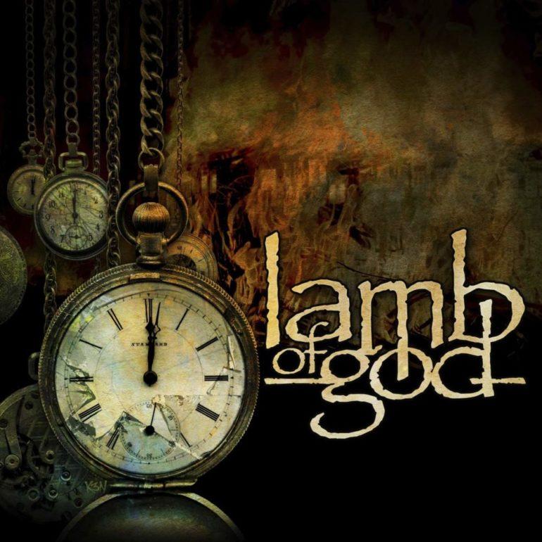 Lamb Of God - Cover