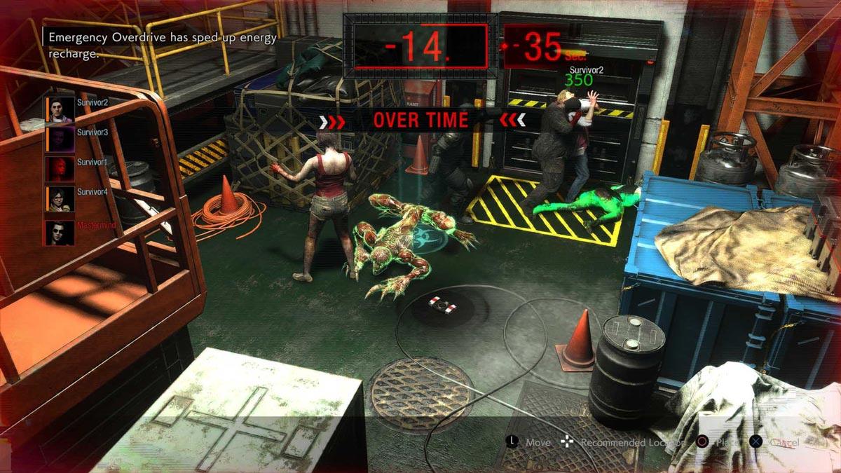 Resident Evil Resistance ist der neue Multiplayer-Modus.